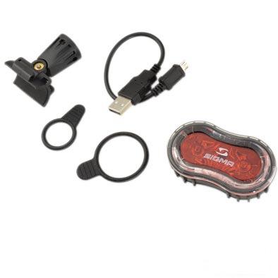 Éclairage AR Sigma Stereo LED 0,5 W USB