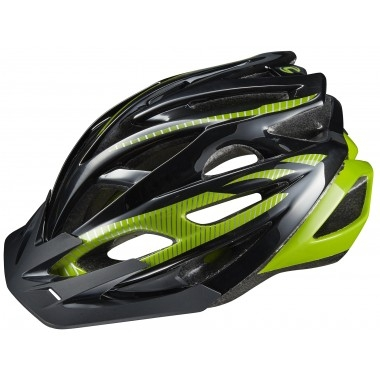 Casque Cannondale Helmet Radius Noir/Vert L