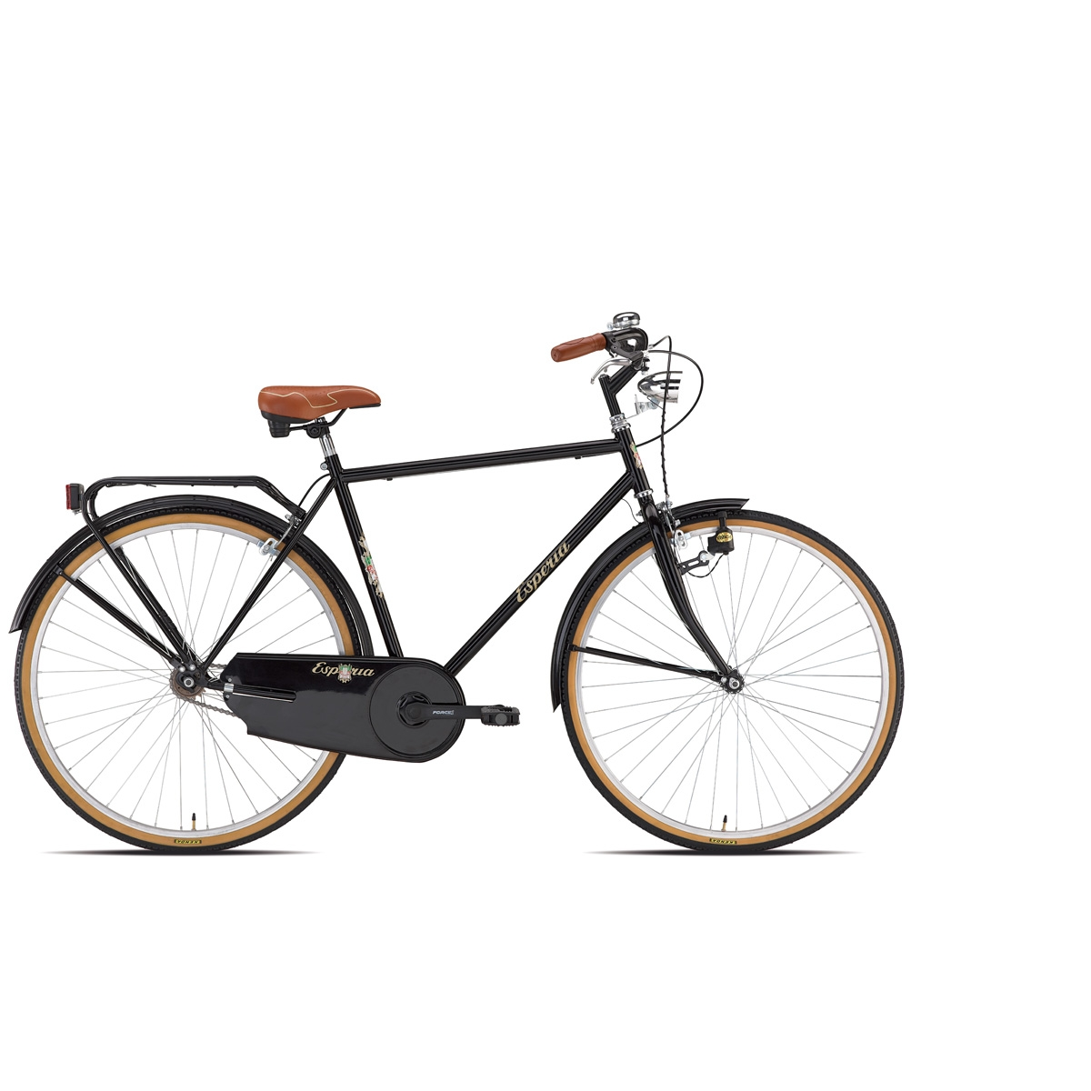 Vélo vintage Esperia homme 2280u Retro' Noir
