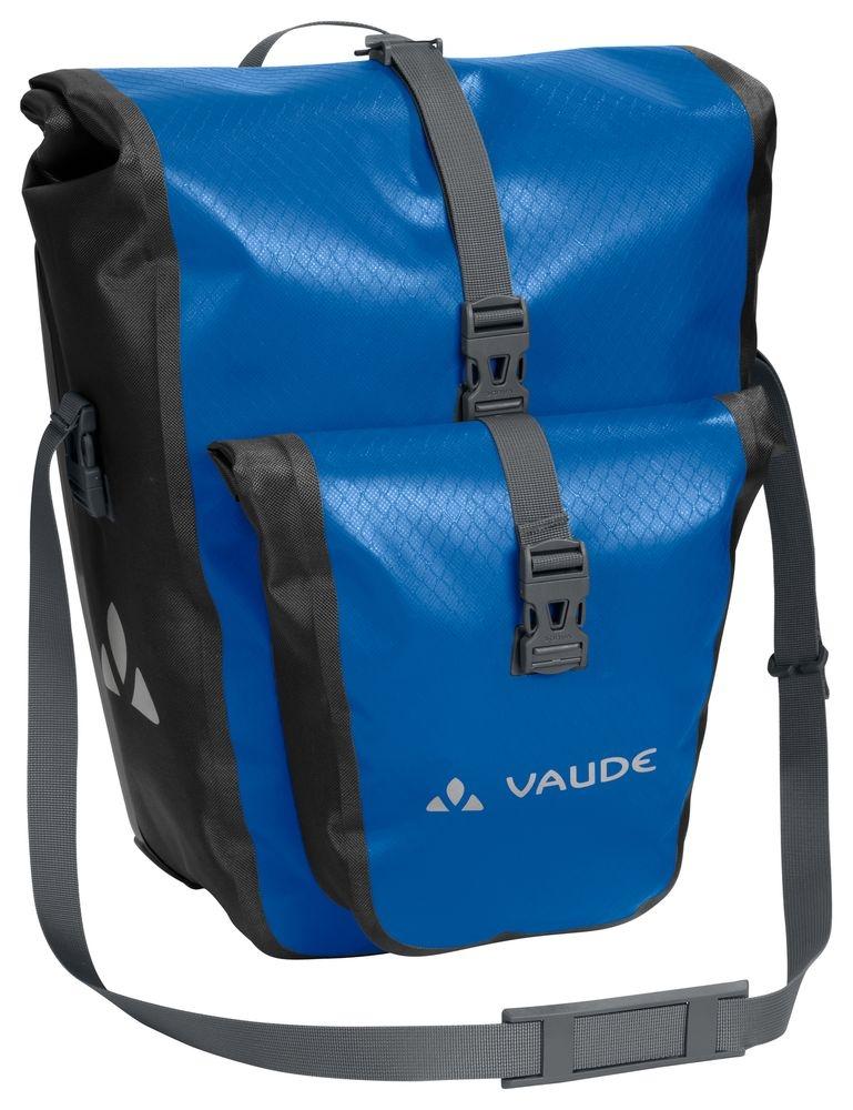 Sacoche arrière étanche Vaude Aqua Back 2x24 L Bleu