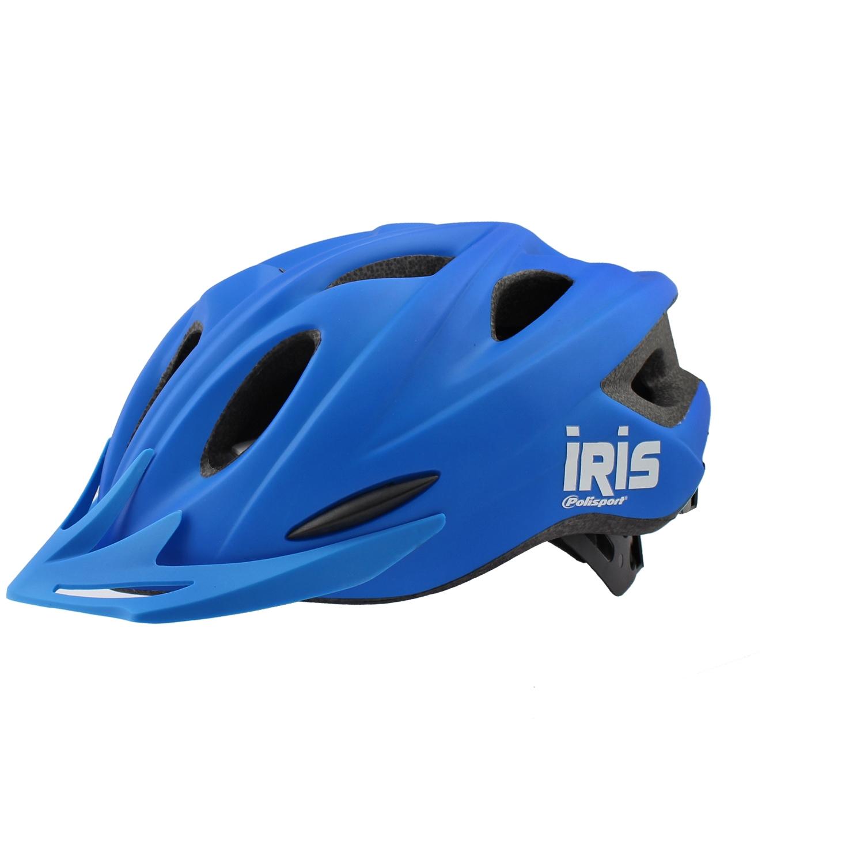 Casque vélo Polisport Iris Adulte Bleu Mat - 59/63