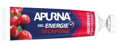 Gel énergie Passage Difficile Apurna Caféine/Cranberry Tube 35 g