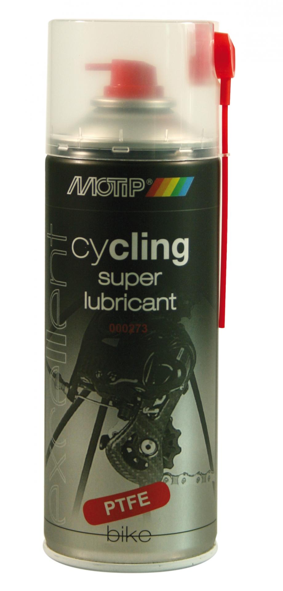Lubrifiant MoTip PTFE Super Lubricant Spray 400 ml M000273