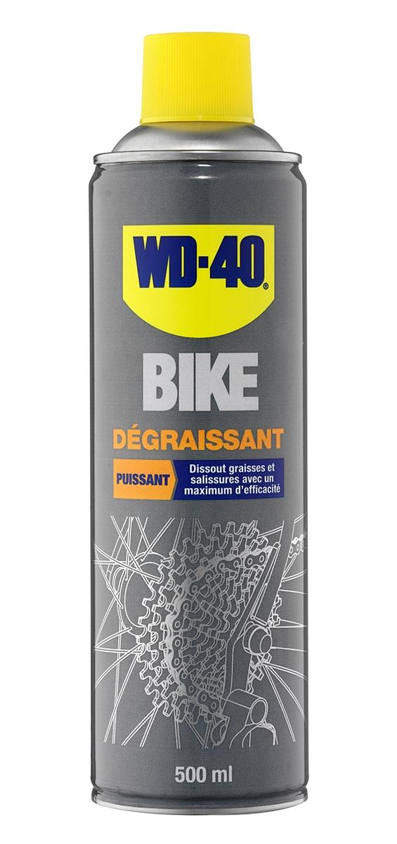 Dégraissant rapide WD-40 Bike 500 ml
