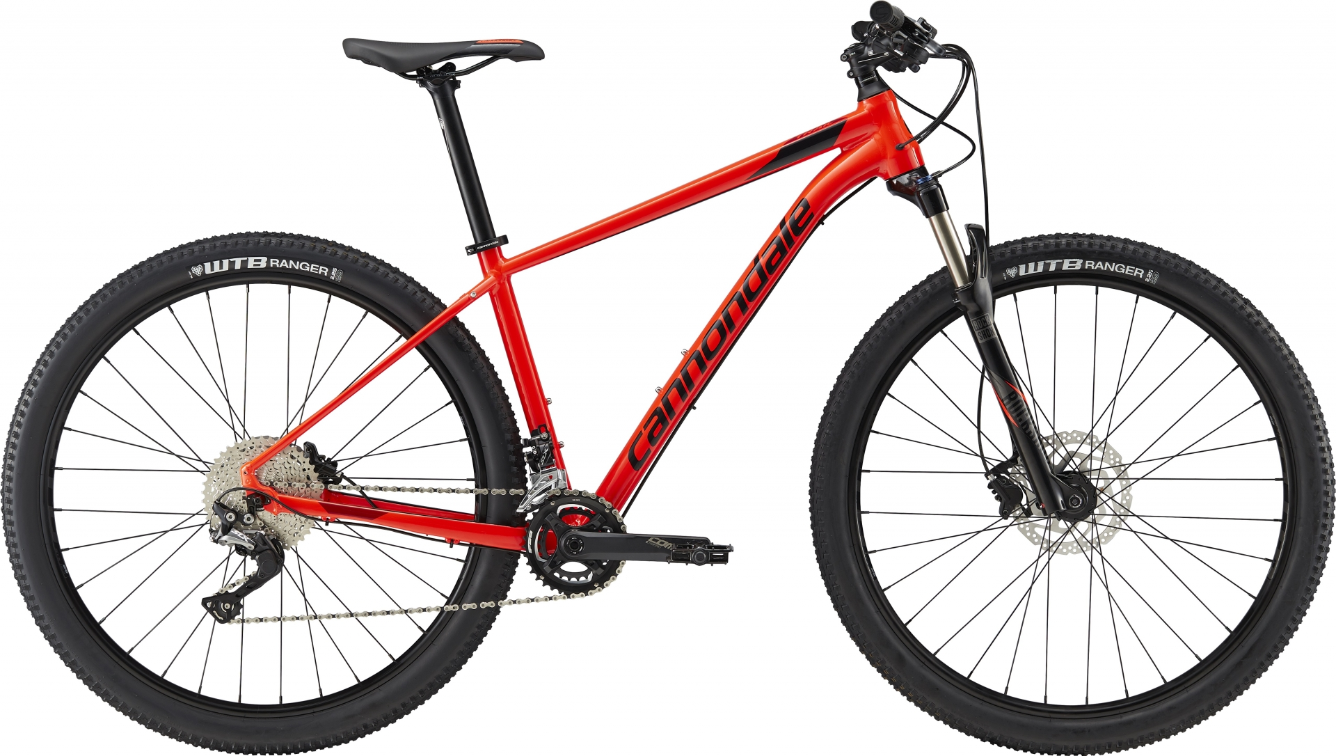 VTT Cannondale Trail 3 27.5/29 Rouge Acid - M / 29