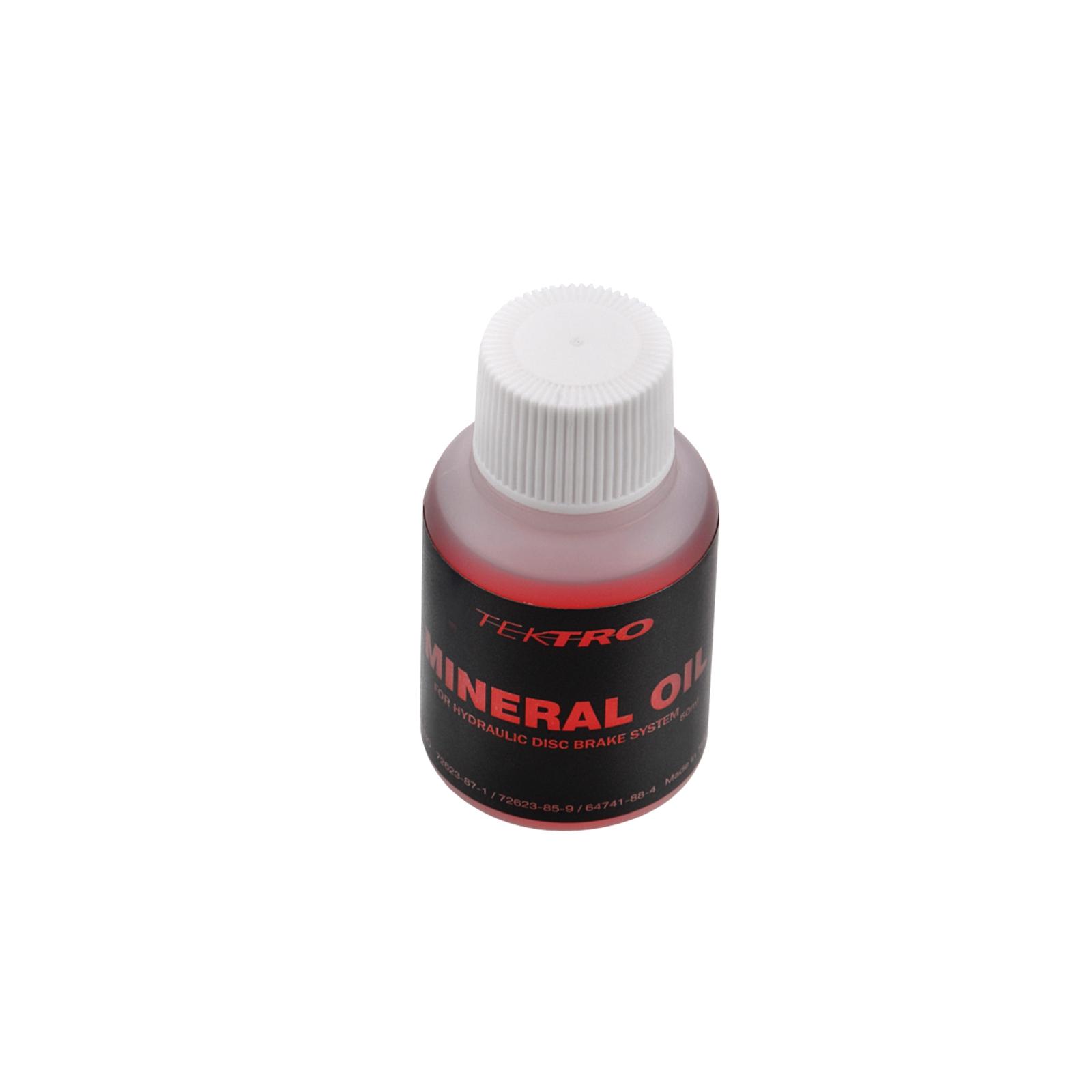 Huile minérale Tektro 50 ml pour frein hydraulique
