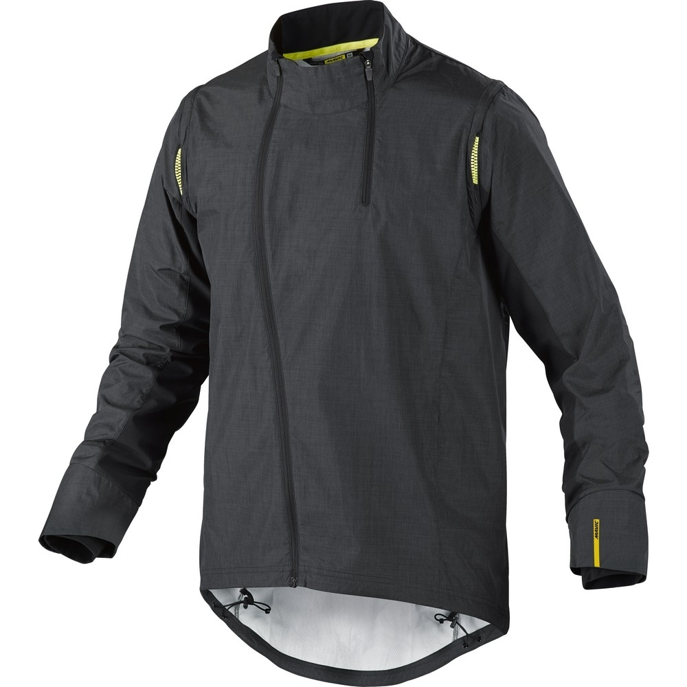Veste Mavic Crossmax Ultimate convertible Noir - L
