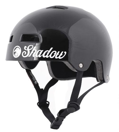 Casque TSC Classic Helmet Noir brillant - S/M / 50-56 cm
