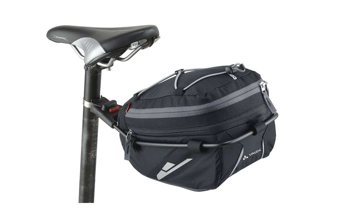 Sacoche sur tige de selle Vaude Off Road Bag S 4+2 L Noir