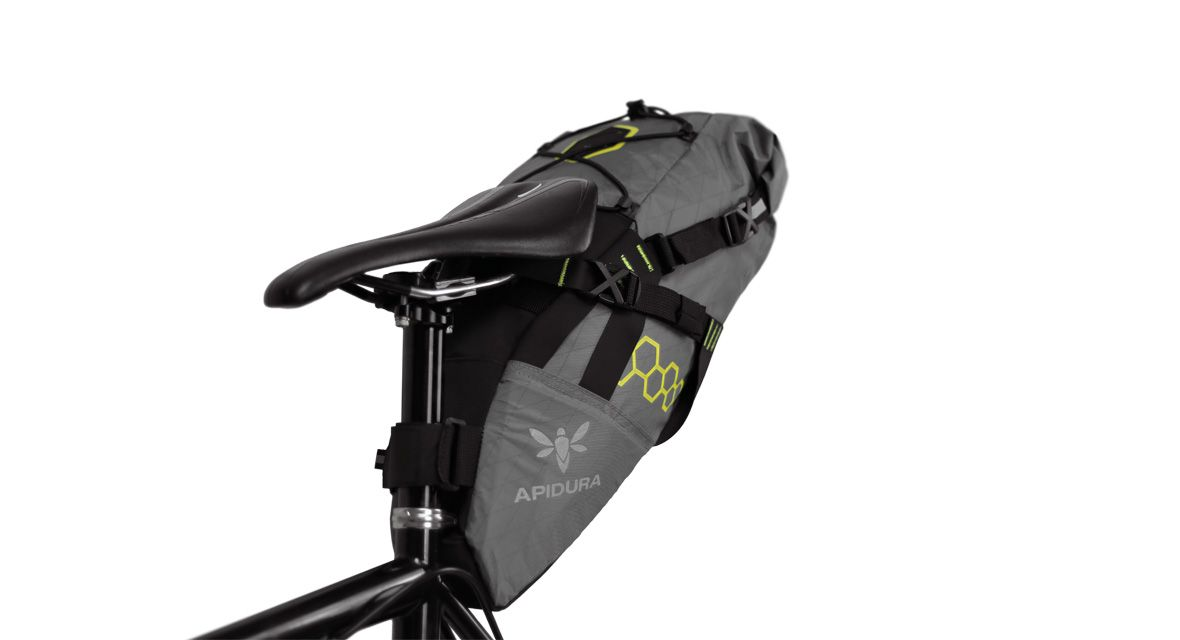 Sacoche de selle Apidura BackCountry Compact 11 L