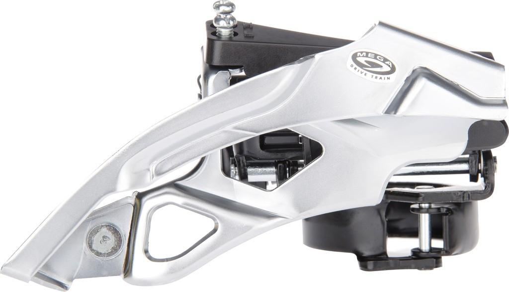 Dérailleur avant Shimano Acera FD-M 390 Top-Swing Dual Pull 34,9 mm