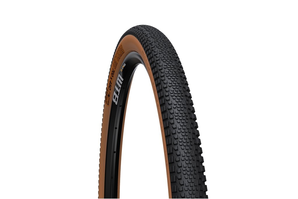 Pneu WTB Riddler 700 x 45C TCS Light Tubeless Ready Tan Skinwall