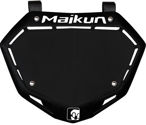 Plaque frontale Maikun 3D Plate Pro Noir