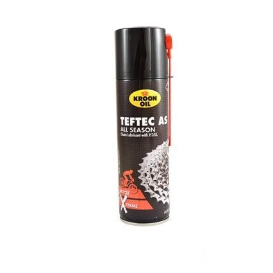 Lubrifiant aerosol Kroon Oil TefTec DS toutes conditions 300 ml
