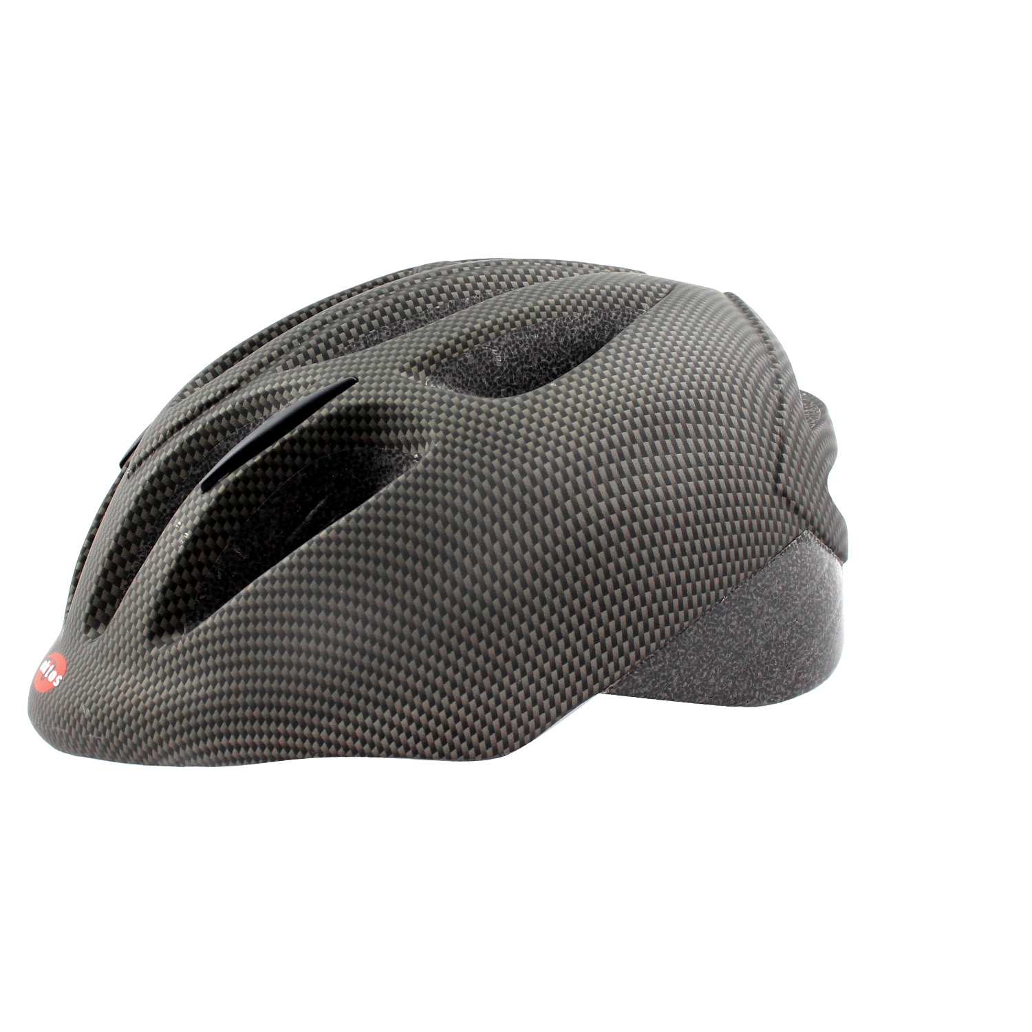 Casque vélo Adulte Oktos City Noir - L (58-61)