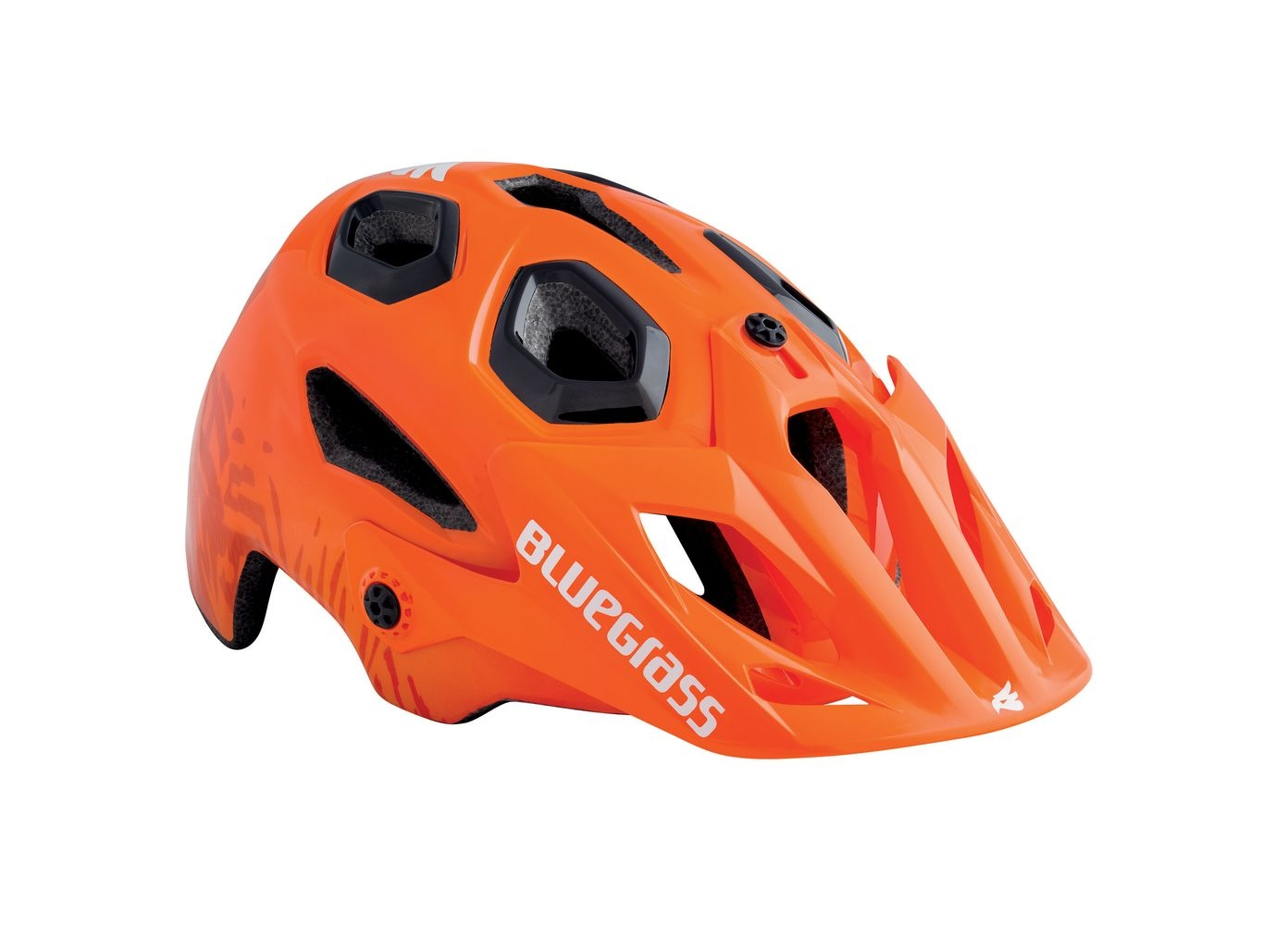 Casque Bluegrass Golden Eyes Orange - 57-59