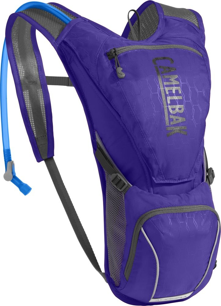 Sac à dos d'hydratation CamelBak Aurora deep purple/graphite