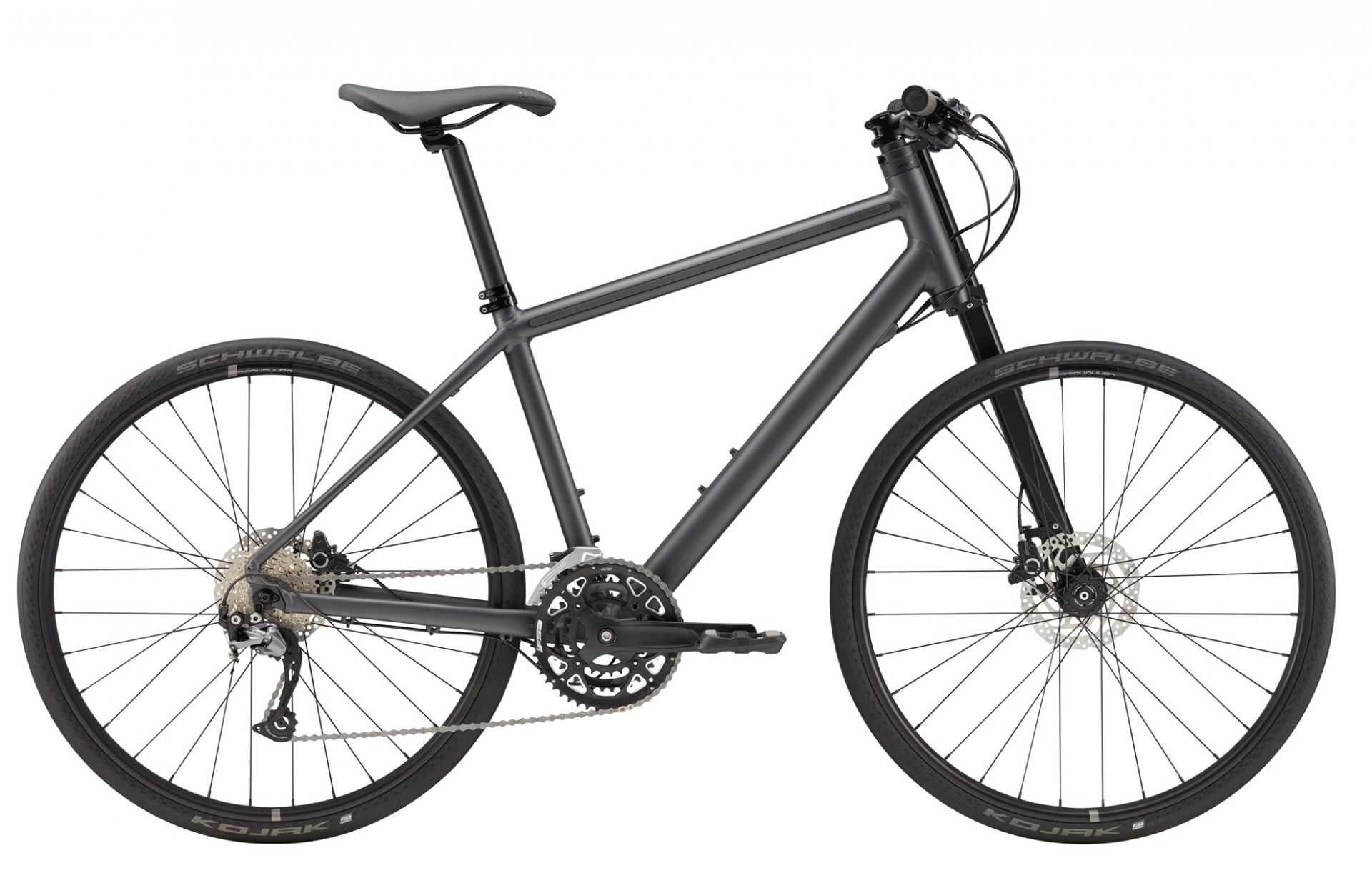 Vélo urbain Cannondale Bad Boy 3 (BBQ) 2018 - M