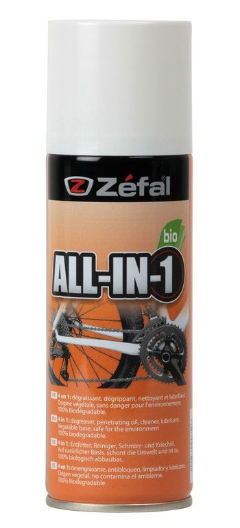 Spray Zéfal Bike All-In-One 150 ml