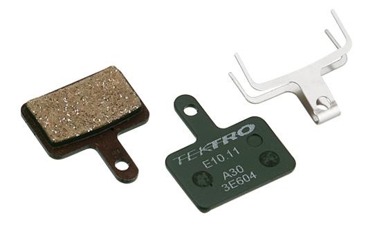 Plaquettes de frein Tektro E10.11 Organiques