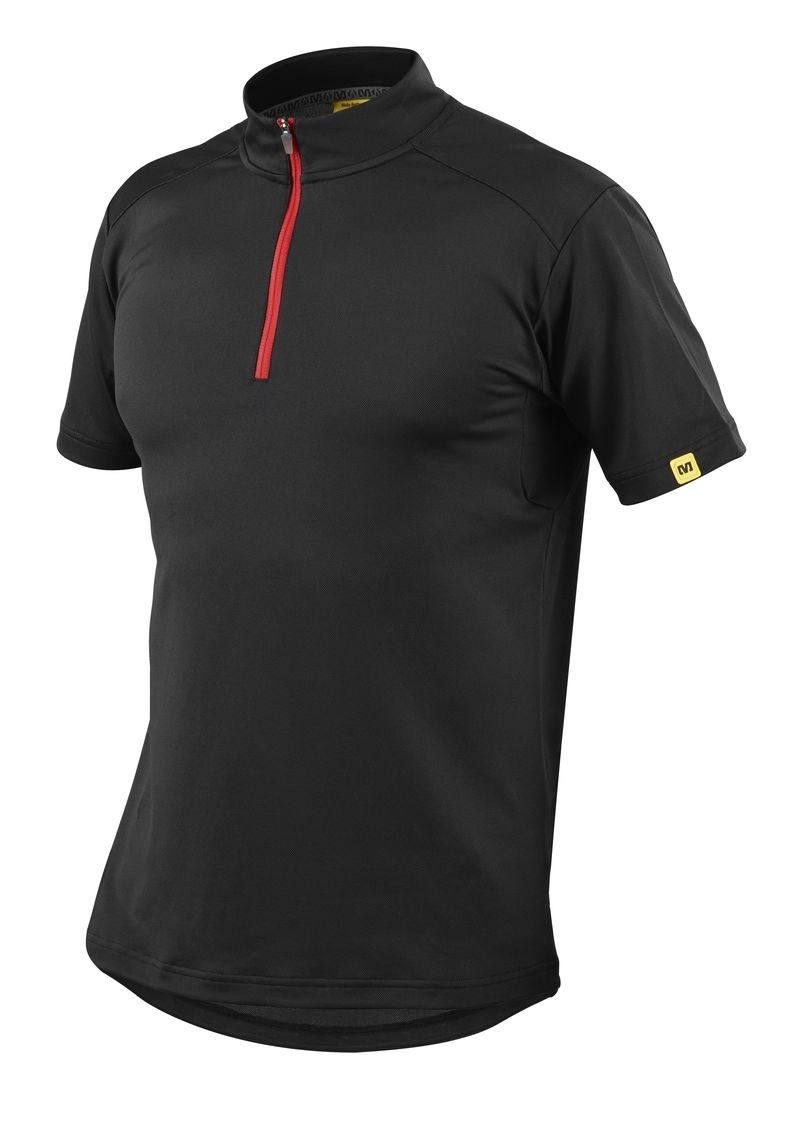 Maillot Mavic Red Rock (Noir) - S
