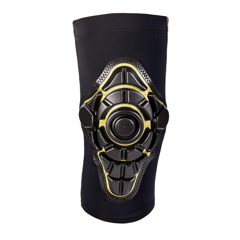 Genouillères G-Form Pro-X Noir/Jaune - S