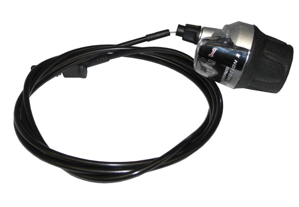 Poignée tournante SRAM pour moyeu à 3 vitesses i-Motion adaptable sur dérailleur