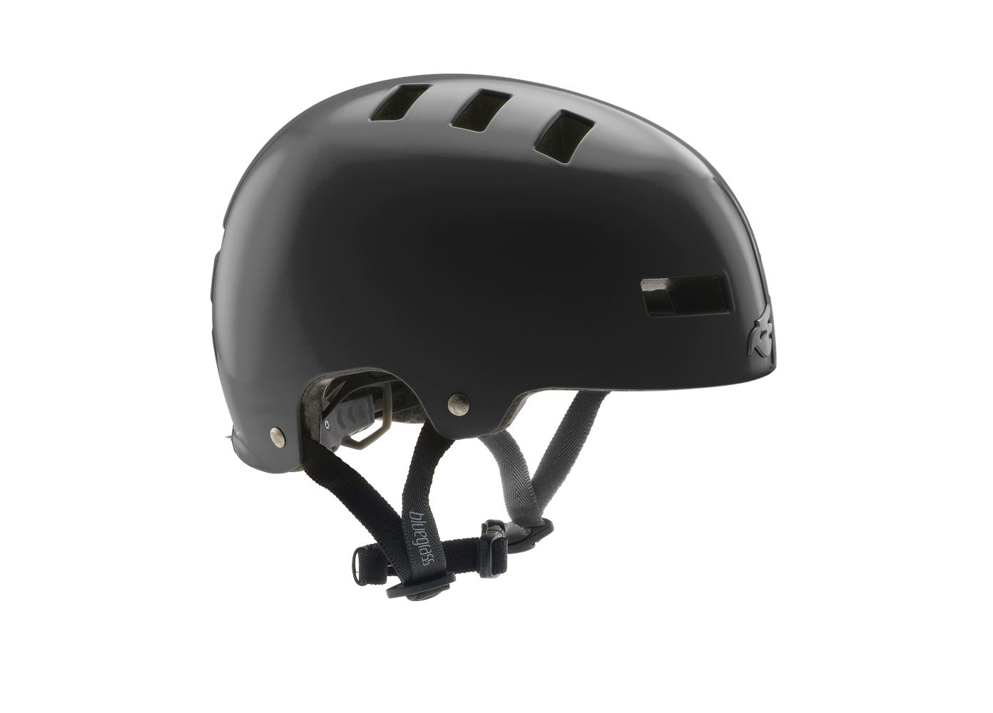 Casque Bluegrass Superbold Noir brillant - M 56-59