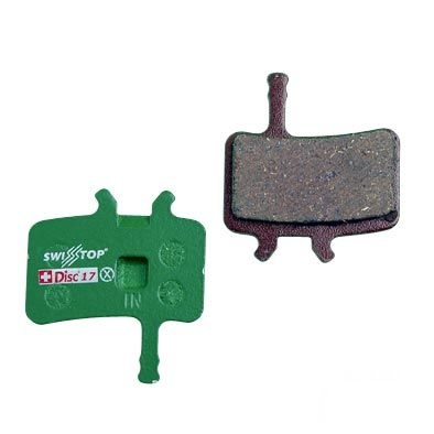 Plaquettes de frein 05 SwissStop Comp. Avid Juicy / BB7 Organique