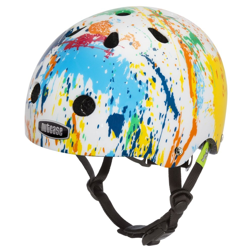 Casque bébé Nutcase Baby Nutty Color Splash