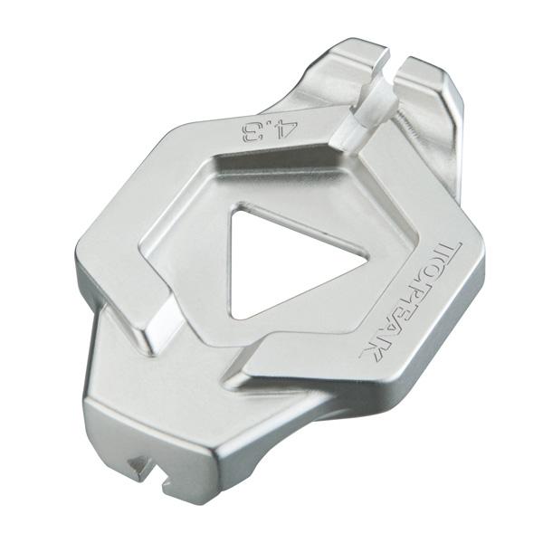 Clé à rayons Topeak DuoSpoke 13G / 4,3 mm