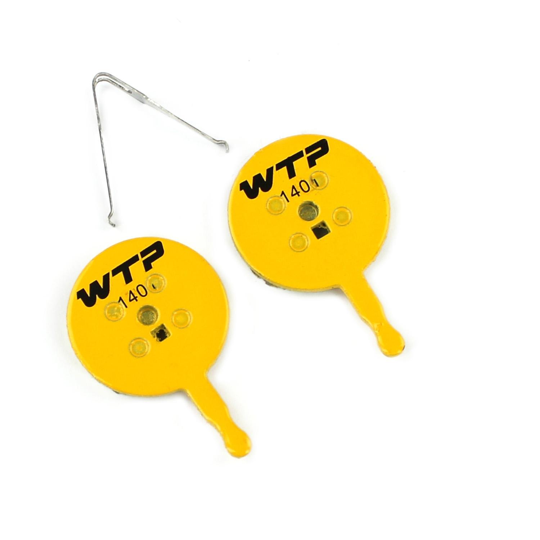Plaquette de frein WTP compatible avid Bb5