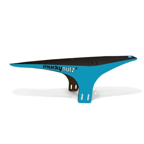 Garde-boue avant Mucky Nutz Face Fender XL Noir/Bleu