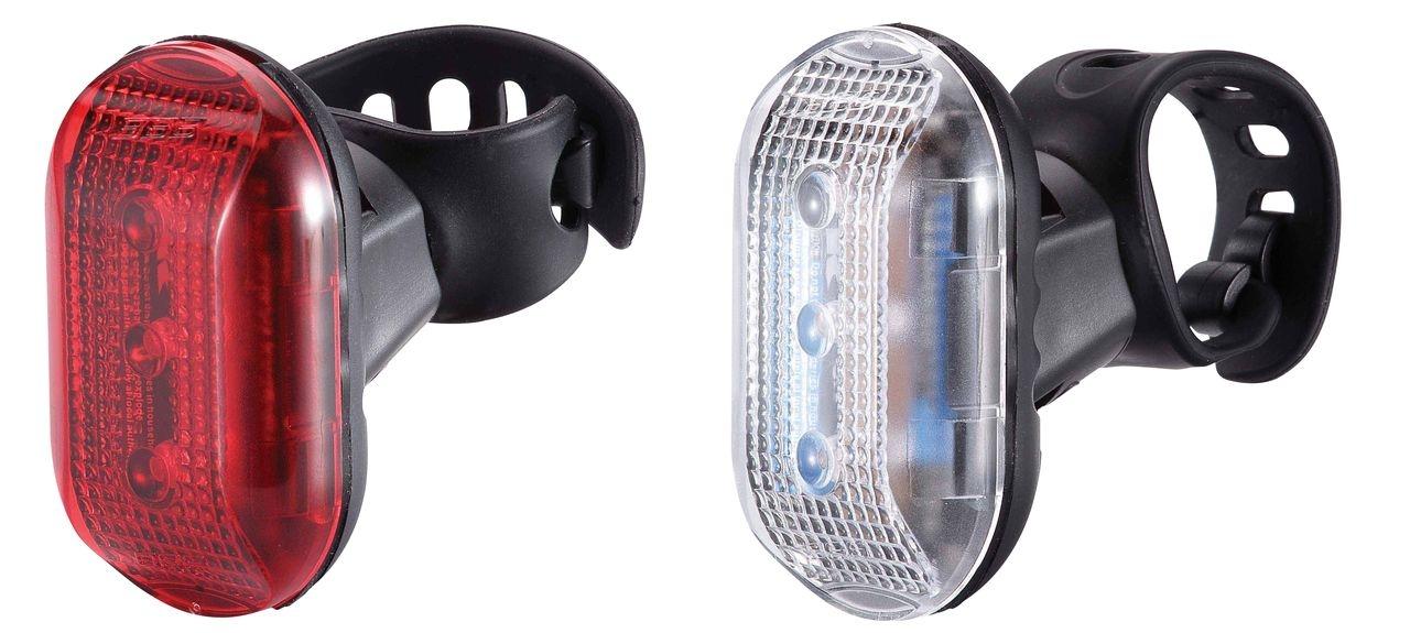 Éclairage AV + AR BBB CombiLaser 3 diodes (BLS77 + BLS78) - BLS-79
