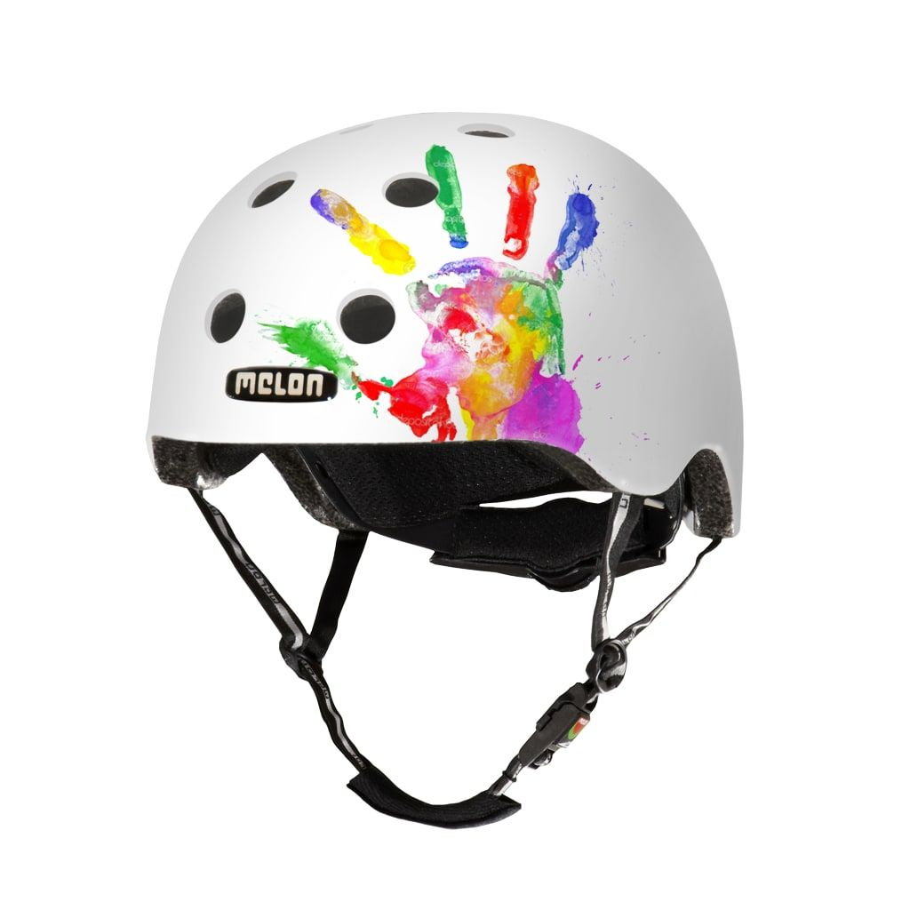 Casque Melon Urban Active Story Handprint - Xl-XXL / 58-63 cm