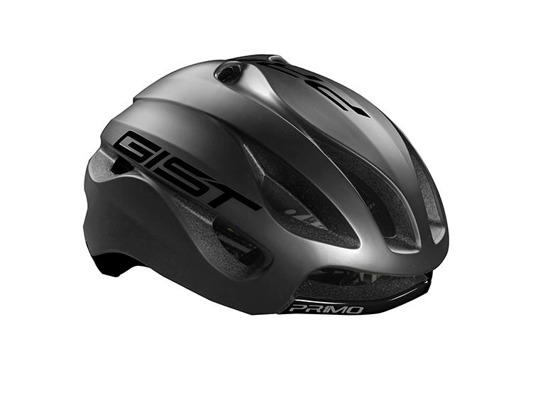 Casque Vélo GIST Primo Noir/Gris - 52-57 cm