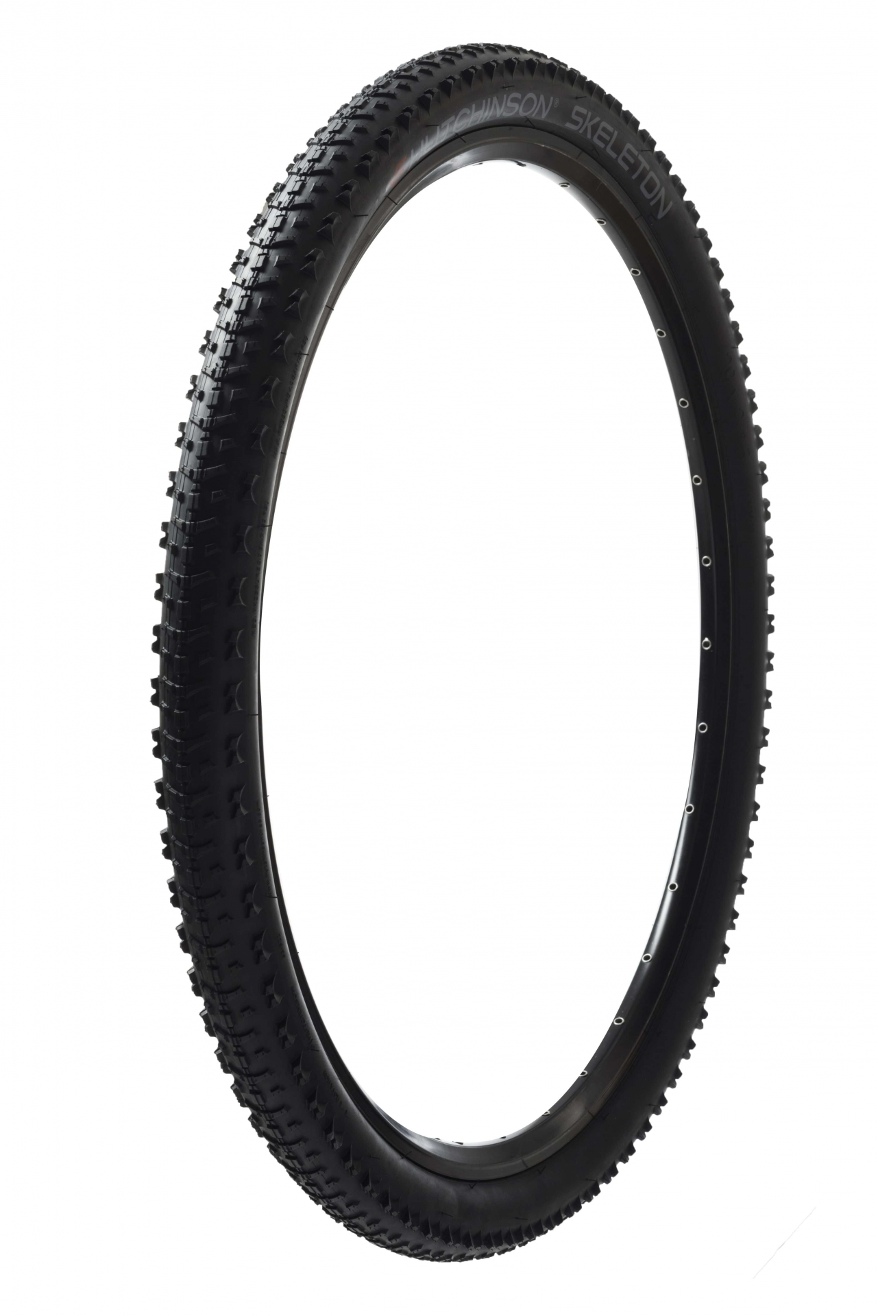 Pneu Hutchinson 27.5 x 2.15 TS Skeleton Tubeless Ready Noir