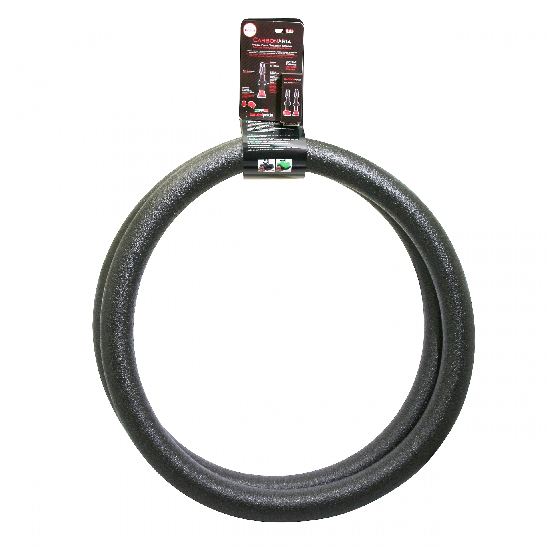 Mousse anti-pincement pneu VTT tubeless Roto Anaconda 27.5 x 2.80-3.00 (Paire)