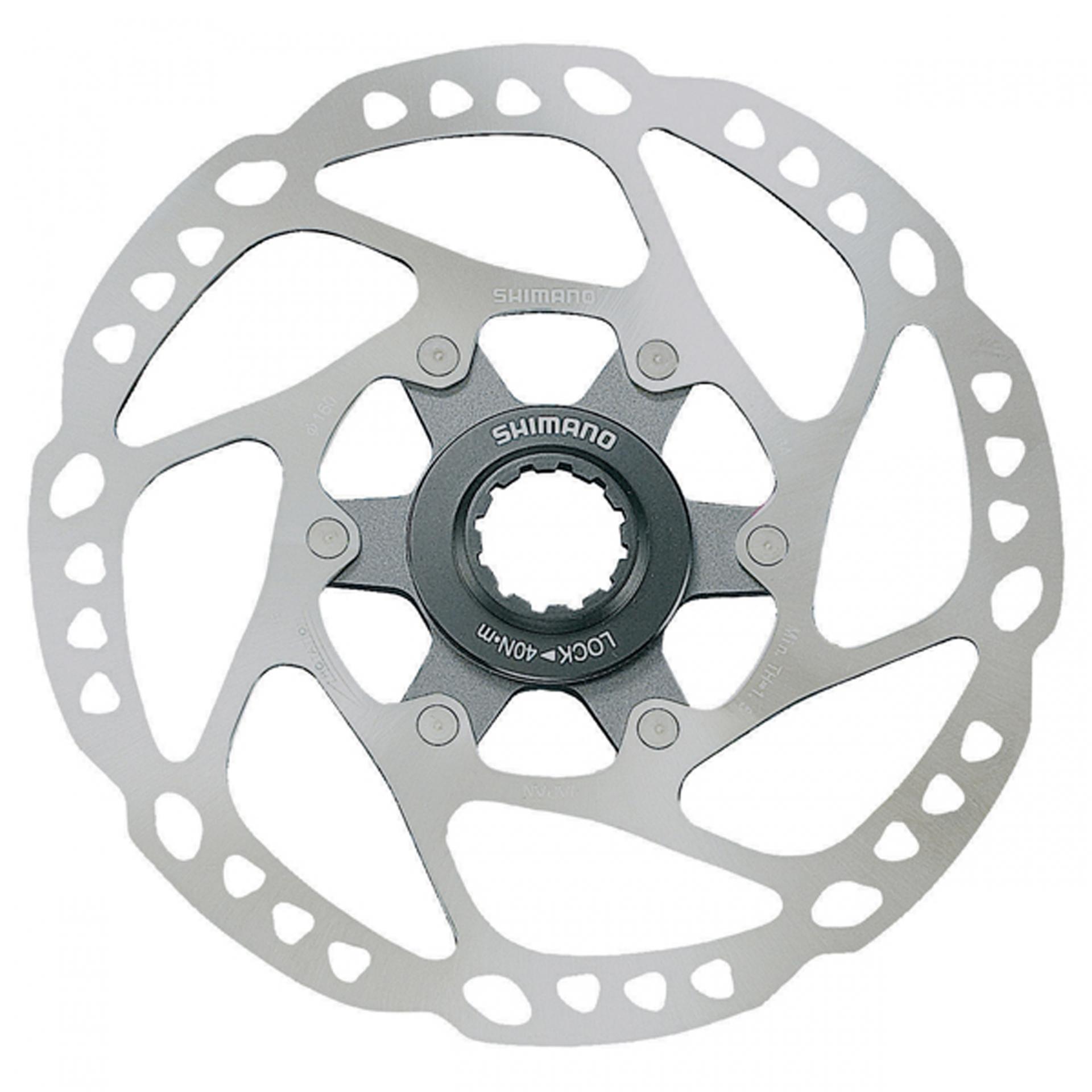 Disque de frein Shimano SM-RT64S CenterLock 160 mm