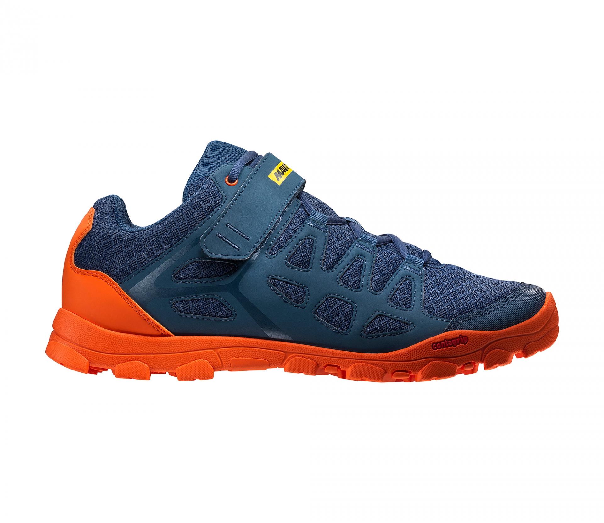Chaussures VTT Mavic Crossride Bleu Majolica - 44
