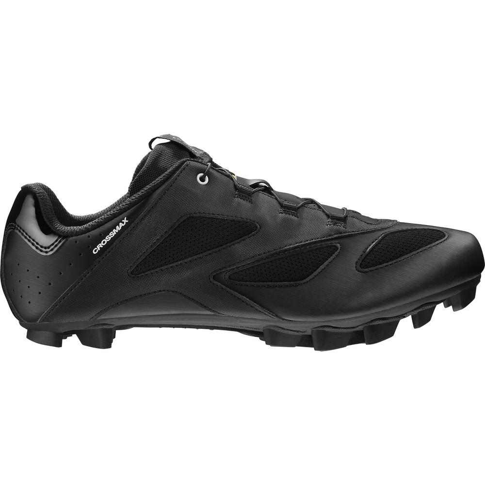 Chaussures VTT Mavic Crossmax Noir/Noir - 44