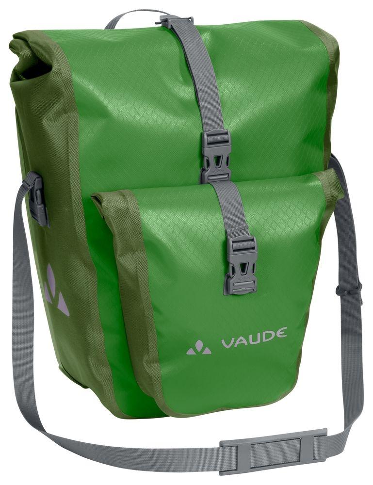 Sacoche arrière étanche Vaude Aqua Back Plus 2x25,5 L Vert Parrot