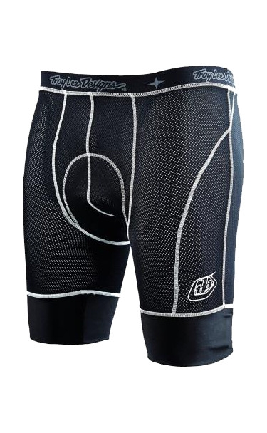 Sous-short Troy Lee Designs AIR Liner Noir - L