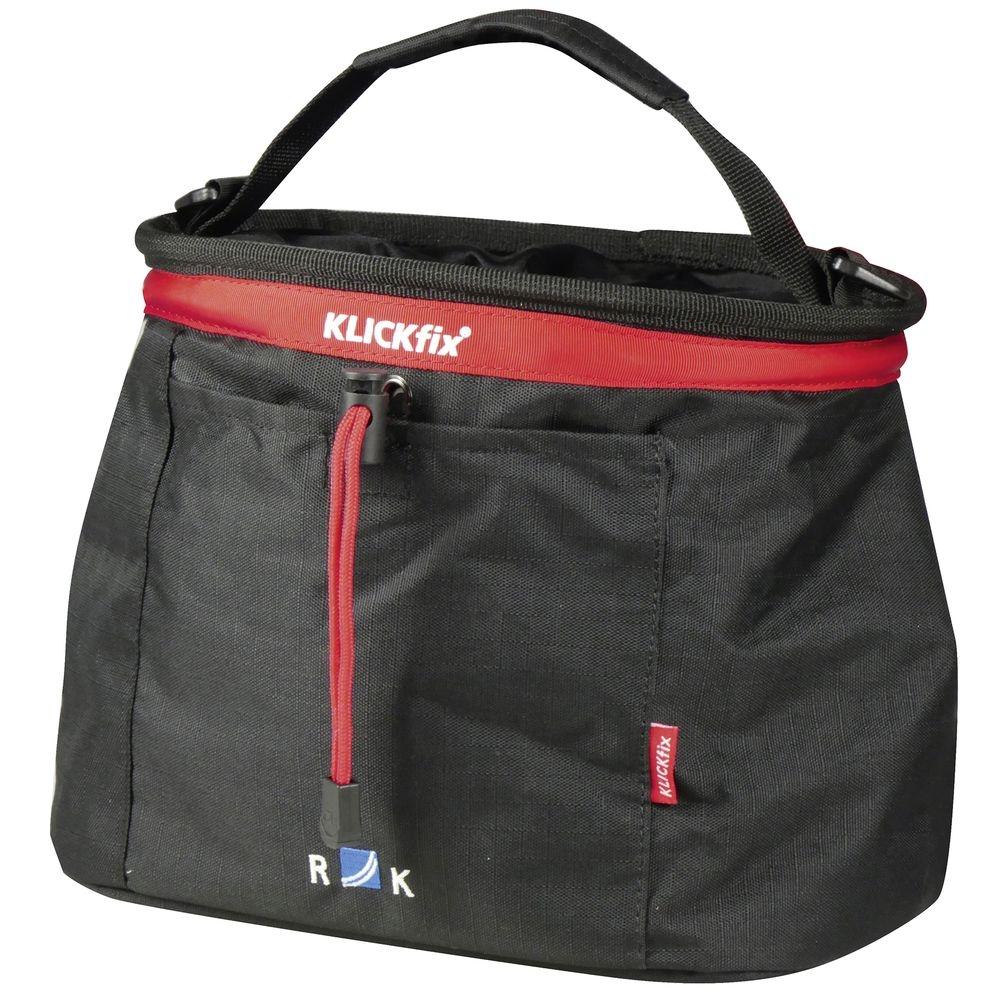 Sacoche de cintre KLICKfix Light Bag 6 L Noir