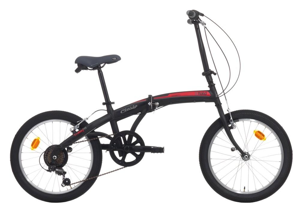 Vélo pliant Cinzia C-Fold Trolley 20\