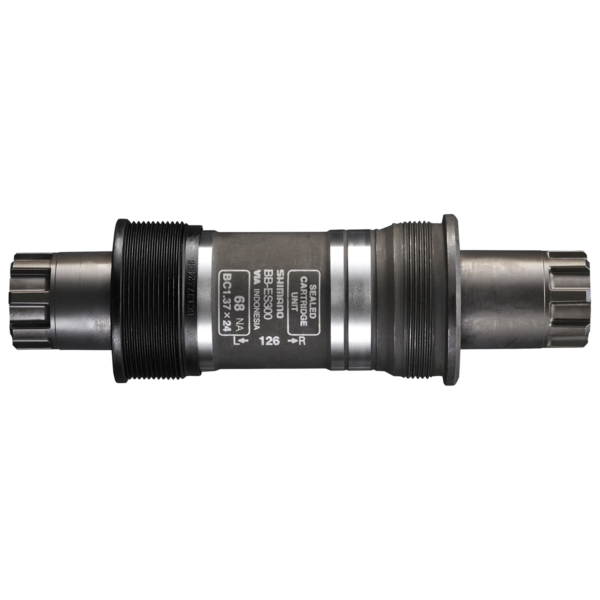 Boîtier de pédalier Shimano ES300 BSA Octalink 68 x 113 mm