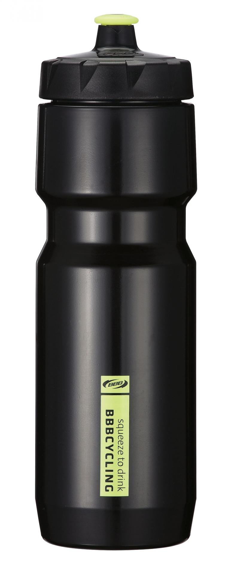 Bidon BBB CompTank 750 ml Noir/Jaune - BWB-05