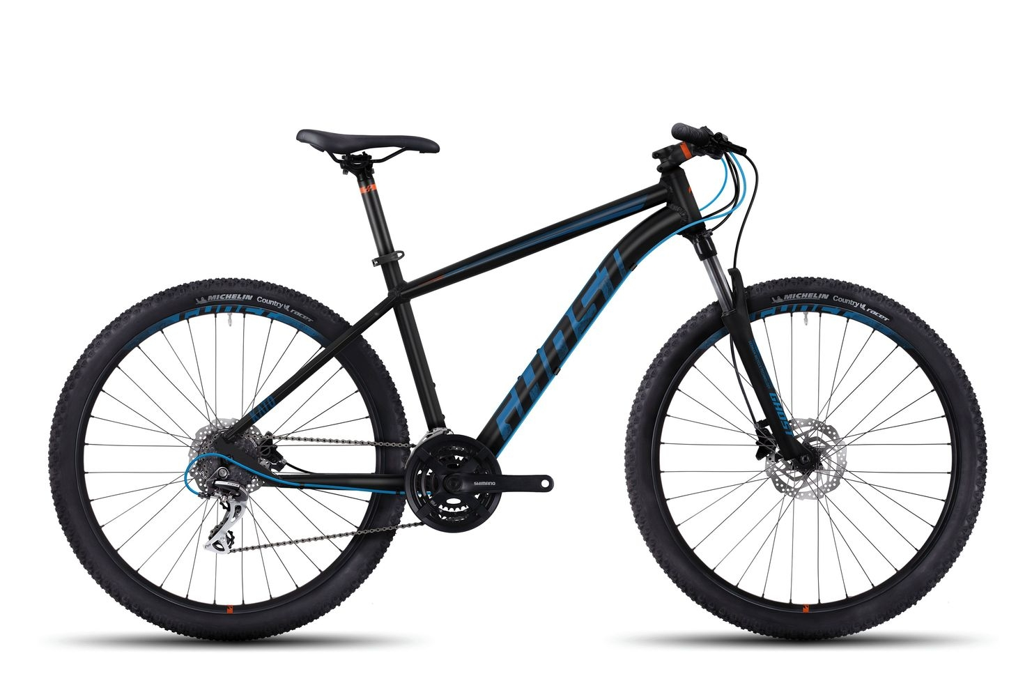 VTT semi-rigide Ghost Kato 2 27.5\