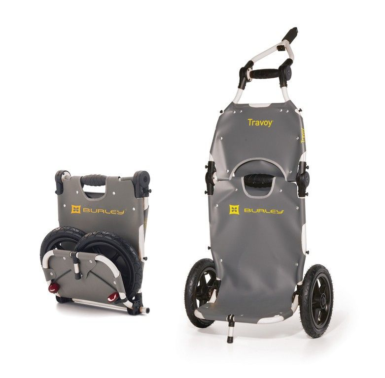 Chariot Burley Travoy Gris