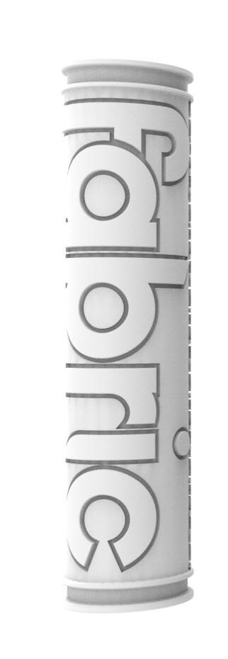 Poignées Fabric Push Blanc